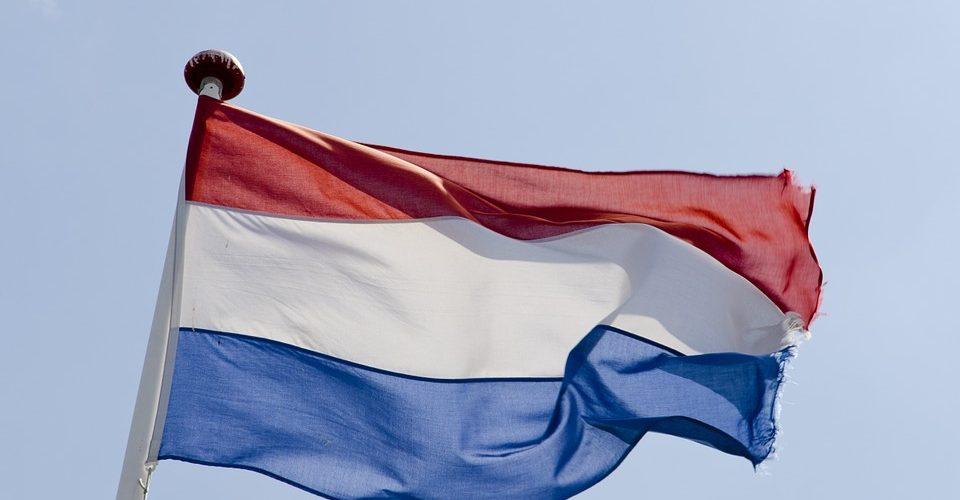 Nederlandse-vlag-vlaggenmast