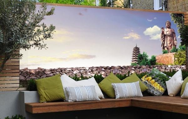 Tuinschilderijen kopen bij PB-Collection