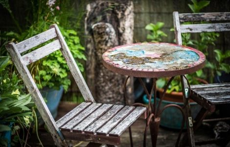 Een terras aanleggen in je tuin